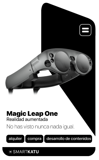 SmartKatu | Magic Leap One