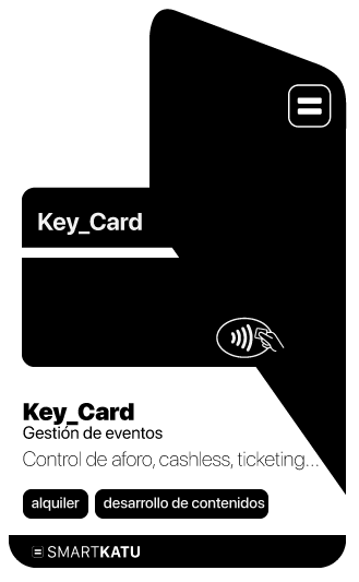 SmartKatu | Key_Card